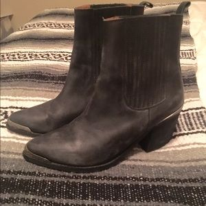 Jeffrey Campbell Booties Size 9