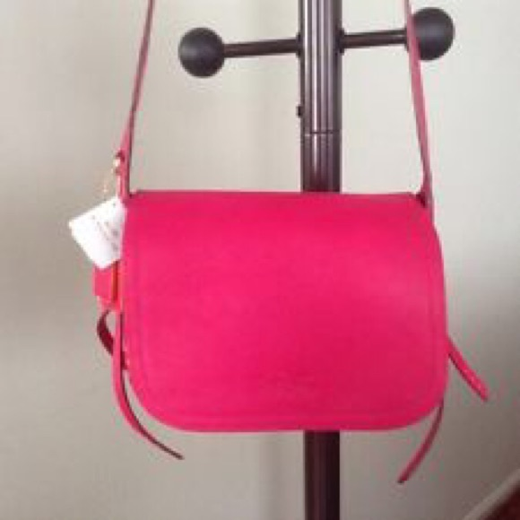 49% off Coach Handbags - ❌SOLD❌ NWT Coach Dakotah Pink Leather ...