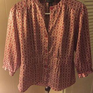Rafaella Tops - FINAL MARKDOWN ⬇️Rafaella blouse