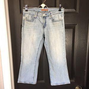 Vigoss Denim - Vigoss Crop Jeans Size 5 🍬