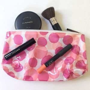Clinique Handbags - Clinique Small Make up Bag