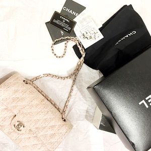 CHANEL Handbags - Part II: Chanel Medium 2.55 Classic Double Flap