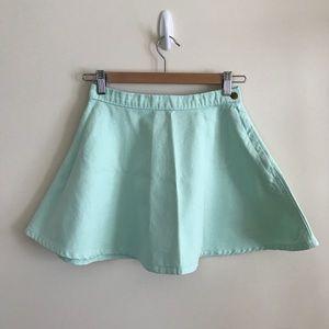 American Apparel circle skirt NWOT
