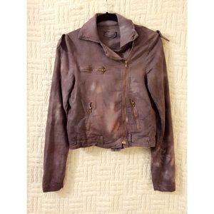 Current/Elliott Jackets & Blazers - Current/Elliott Moto Jacket