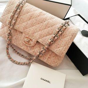 CHANEL Handbags - Part III: Chanel Medium Classic 2.55 Double Flap