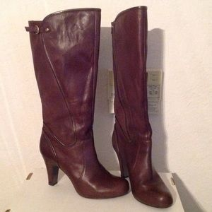 "Star Ling ""Plum"" Boots"