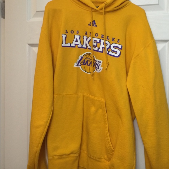 new arrival 29915 cdc70 Adidas Other - Los Angeles Lakers Hoodie