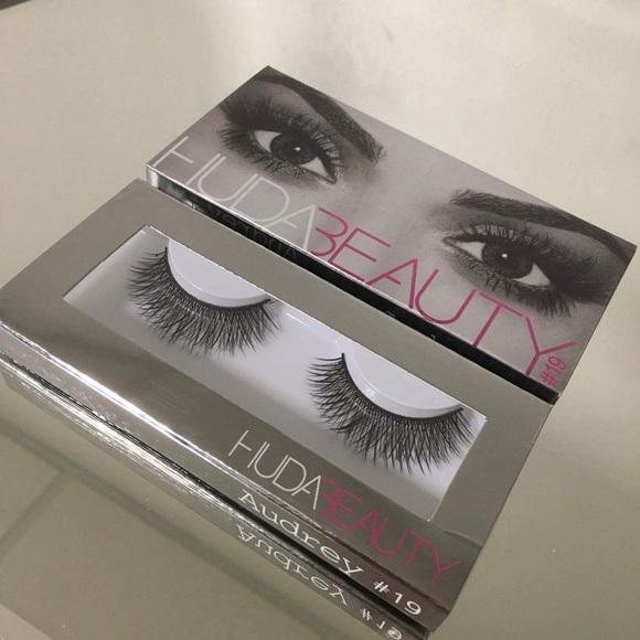 45000397ab3 Sephora Makeup | Huda Beauty Eyelashes Audrey Lilly Lashes New ...