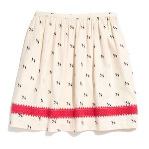 Madewell Dresses & Skirts - Madewell Lightstitch Skirt