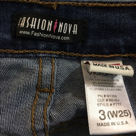 Fashion Nova Jeans - Beach Bum Jeans