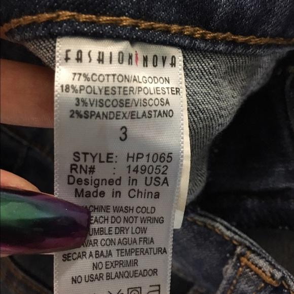 Fashion Nova Jeans - Boardwalk Jeans
