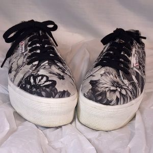 Superga Shoes - Superga Platform Annabella Shoes