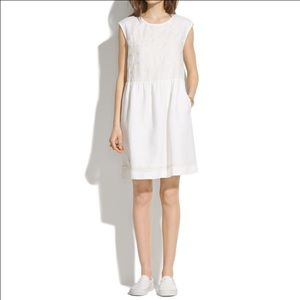 Madewell Dresses & Skirts - Madewell Linen Sandwave Dress