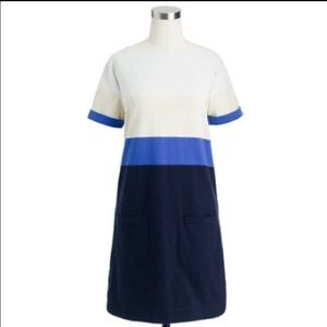 J. Crew Dresses & Skirts - J. Crew Colorblock Shiftdress