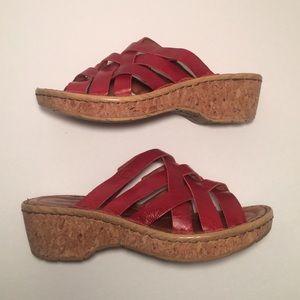Josef Seibel Shoes - Josef Seibel Wedge Sandals