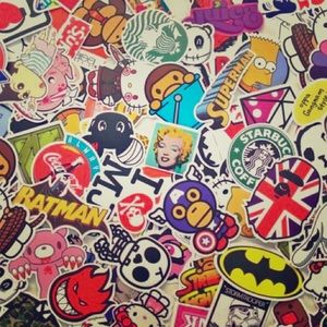 Other - Bundle of Stickers