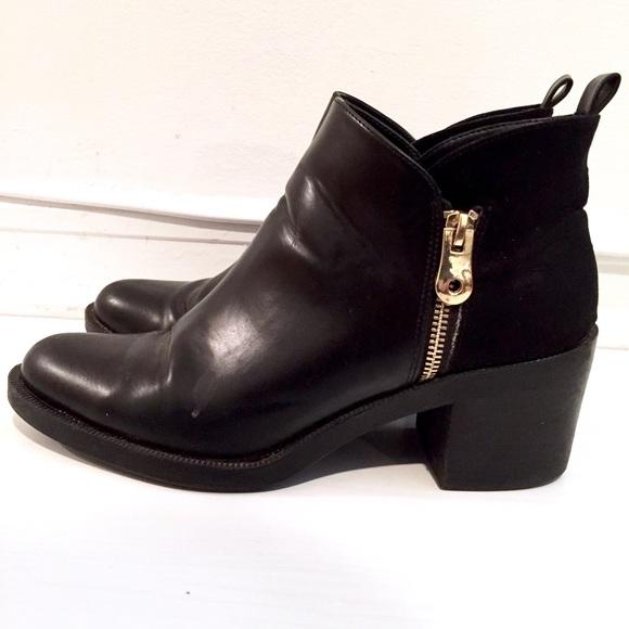 Zara Shoes   Zara Trafaluc Ankle Boots