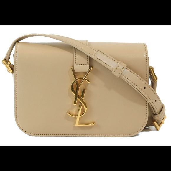 Yves Saint Laurent Bags   Ysl Saint Laurent Monogram Crossbody Bag ... 832c553ebd