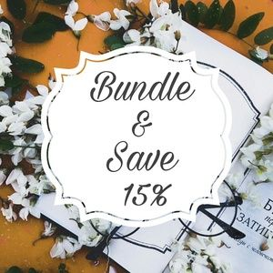 LOVE BUNDLES!!