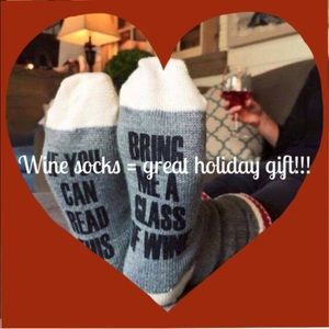Accessories - Wine socks!!!🍷🎁