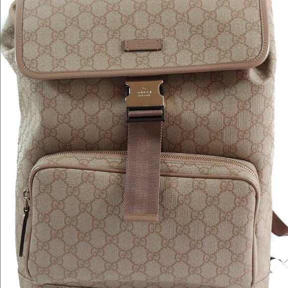 1a35bb77aaf9 Gucci Bags | Gg Supreme Canvas Backpack | Poshmark