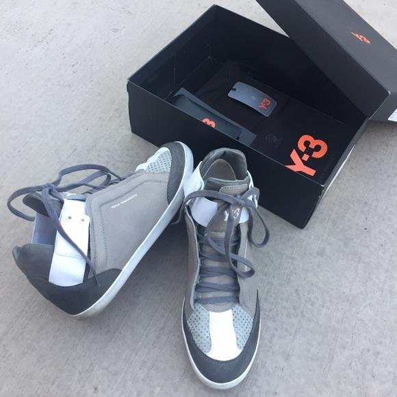1ecd673e3 Y-3 Kazuhiri Sneakers