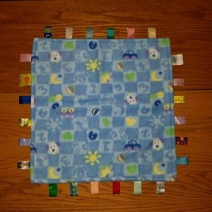 Taggies Other - Blue Taggie Blanket