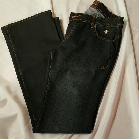 59168ec85d0 Apple Bottoms Denim - Signiture Apple Bottom Jeans