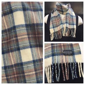 Brooks Brothers Accessories - 🎉3x HP🎉Brooks Brothers wool scarf NWOT