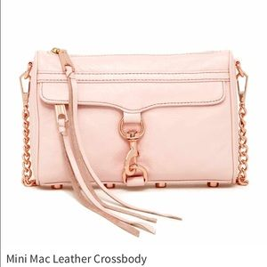 RM Mini Mac Leather Crossbody