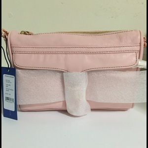 Rebecca Minkoff Bags - RM Mini Mac Leather Crossbody