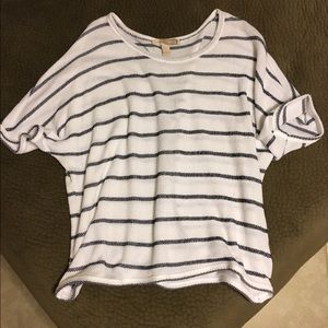Forever 21 Tops - Stripe knit tee
