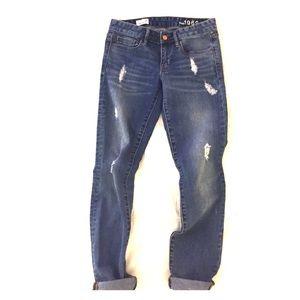 Boyfriend style Gap jeans