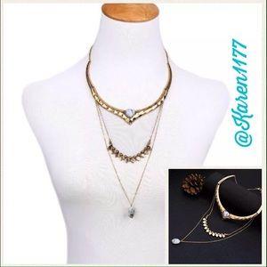 Karen1177 Jewelry - New 🍃Boho Princess Necklace🍃