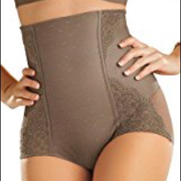 de02a3077e5 Leonisa Vintage Interlace High Waist Panty