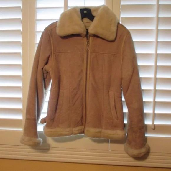 270363e0613f7 🎉SALE🎉Steve Madden Jacket Size S Genuine Leather.  M 582c6e3a4225be61fc03dfde