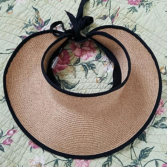 c9f35e930 Cappelli Straworld Women's Sun Visor Hat