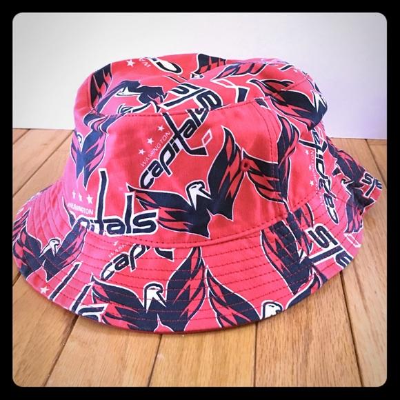 ... Washington Capitals Bucket Hat. M 582c7502b4188edf4a05a681 44325c76197