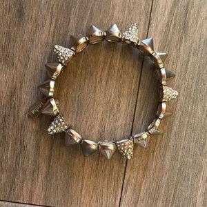 Jewelry - 🔴 only $2! Spikey Crystal Bracelet