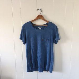 """Levi's """"Denim"""" Shirt"""