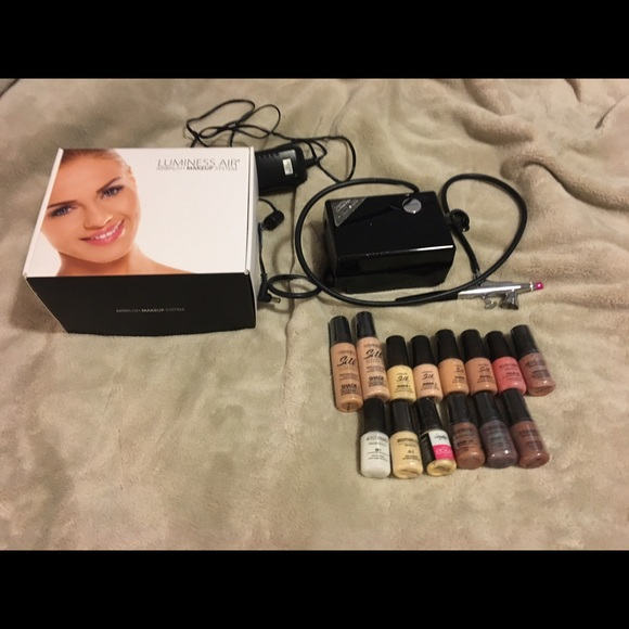 Other - Luminess Air airbrush makeup system