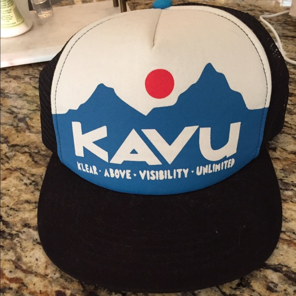 cd24b435803 kavu Accessories - Kavu trucker hat