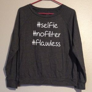 Sweaters - Gray #selfie #nofilter #flawless Sweater