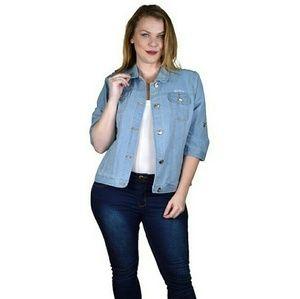 Apple Bottoms Jackets & Blazers - ,🎉HP 2x🎉 Denim Jacket