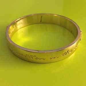 Lilly Pulitzer Jewelry - [Lilly Pulitzer] Sun Gold Bangle
