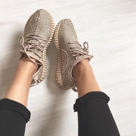 07087f384 Yeezy Shoes - Adidas Women s Yeezy Boost 350 - Tan