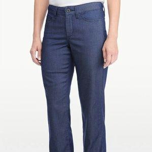 Nydj light weight Denim trouser
