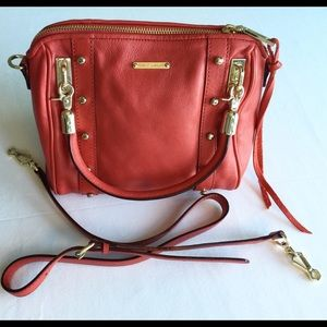 Rebecca Minkoff Leather Cupid Satchel