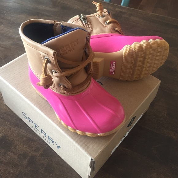 poshmark bambin sperry chaussures duck boots bambin poshmark 5c731f