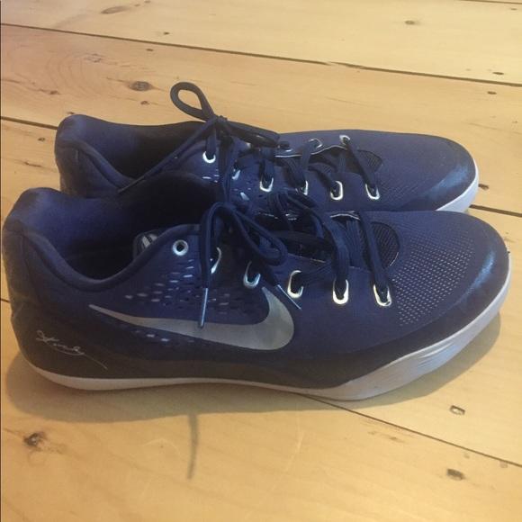 5c380fa766f2 Nike Kobe 9 IX Low EM TB size 12.5 Navy Blue. M 5956cca2c6c7950286004194